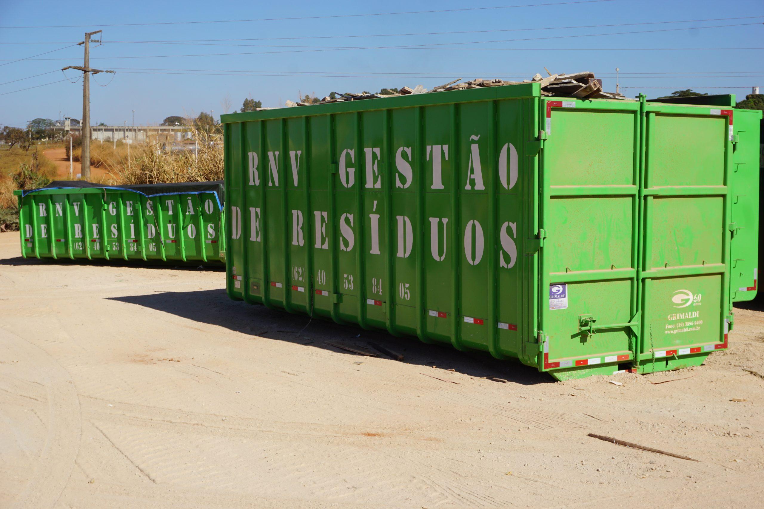 Gestao total de residuos